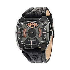 Police - Men's multifunction  strap watch 14796jsu/02