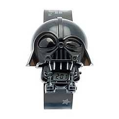 LEGO - Kid's Black Star Wars Darth Vader Watch 2020091