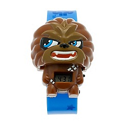 BULB BOTZ - Kid's Multicoloured Star Wars Chewbacca Watch 2020169