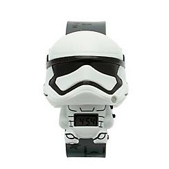 LEGO - Kids White Star Wars Stormtrooper Watch 2020107
