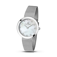 Accurist - Ladies stainless steel expander bracelet watch