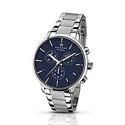 Accurist - Men's stainless steel chronograph bracelet watch 7152.01