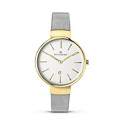 Accurist - Women's two-tone Milanese bracelet watch 8125.01