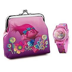 Batman - Children's Trolls Watch and Wallet Set trol4set