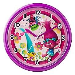 Trolls - Children's Wall Clock