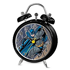 Batman - Children's Mini Twinbell Alarm Clock bat47dc