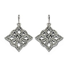 Fiorelli - Black Diamond Fancy Earrings