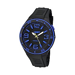 Limit - Black silicone strap Active watch