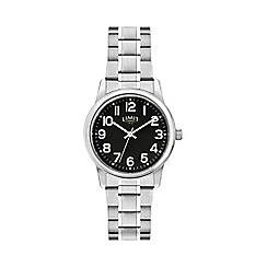 Limit - Men's silver coloured bracelet watch
