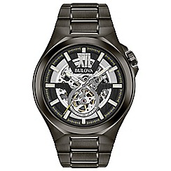 Bulova - Men's automatic bracelet watch