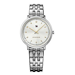 Tommy Hilfiger - Ladies stainless steel 2 hand bracelet watch