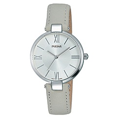 Pulsar - Ladies stainless steel strap watch