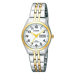Pulsar - Ladies TT bracelet watch