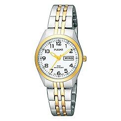 Pulsar - Ladies TT bracelet watch