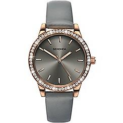 Sekonda - Ladies stone set watch
