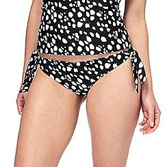 Gorgeous DD+ - Black spotted bikini bottoms