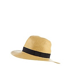 Principles by Ben de Lisi - Designer natural fedora hat