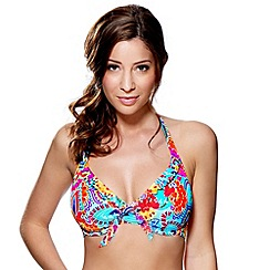 Lepel - Fiesta Halter Neck Bikini Top