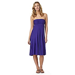 Beach Collection - Purple multiway beach dress