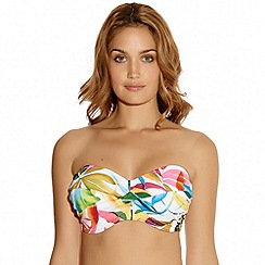 Fantasie - Boca Chica UW twist front bandeau bikini top