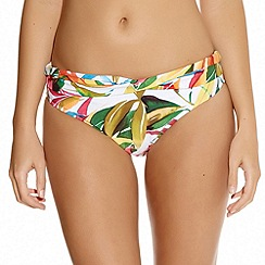 Fantasie - Boca Chica classic brief with twist front