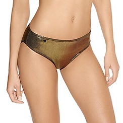 Freya - Gold Rush ultra low rise hipster brief