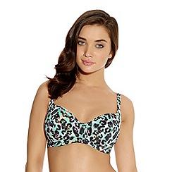 Freya - Malibu underwired sweetheart padded bikini top