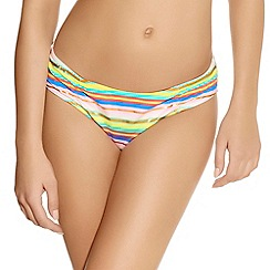 Freya - Beach Candy hipster brief ruched