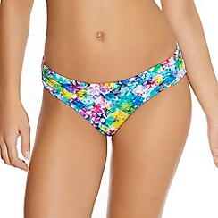 Freya - Paradise Island hipster brief ruched