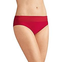 Amoena - Red 'Haiti' bikini bottoms