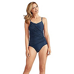 Amoena - Dark blue 'Haiti' post-surgery swimsuit