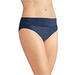 Amoena - Dark blue 'Haiti' bikini bottoms