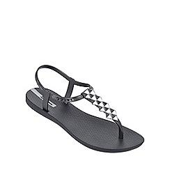 Ipanema - 'Cleo' grey flip flop