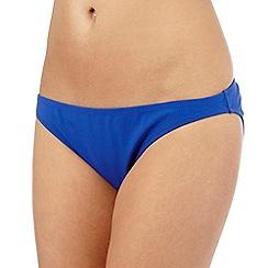 J by Jasper Conran - Bright blue bikini bottoms