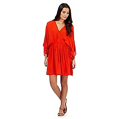J by Jasper Conran - Orange crossover kaftan