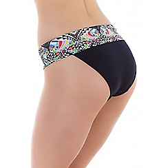 Freya - Zodiac classic fold bikini bottoms