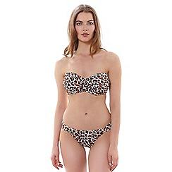 Freya - Sabor bandeau bikini top