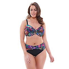 Elomi - Kaleidoscope twist front uw top