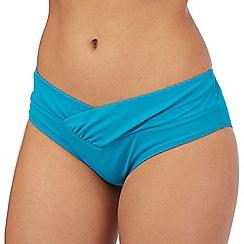 Gorgeous DD+ - Blue bikini pants