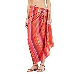 J by Jasper Conran - Multi-coloured striped sarong