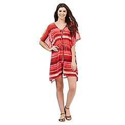 J by Jasper Conran - Multi-coloured striped kaftan