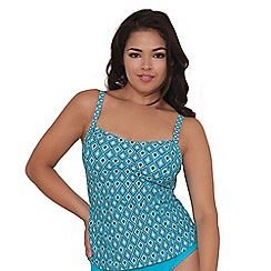Curvy Kate - Aqua 'Revive' Tankini