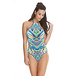 Freya - Tropicool Placement Swimsuit