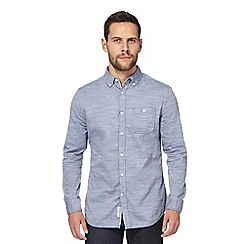 RJR.John Rocha - Blue tailored fit shirt