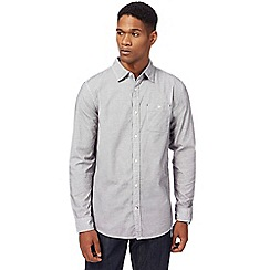 RJR.John Rocha - Big and tall khaki textured shirt