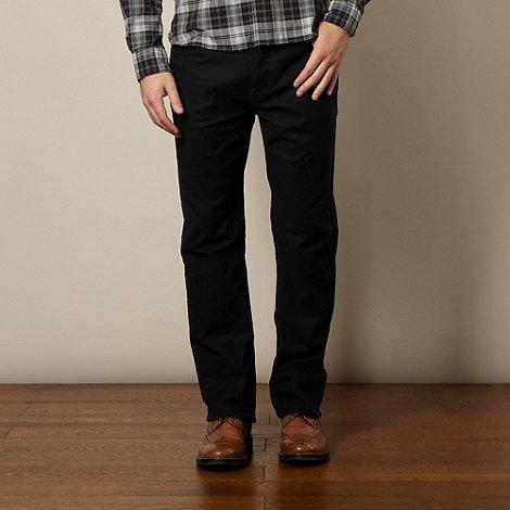 RJR.John Rocha - Designer black stitch trousers