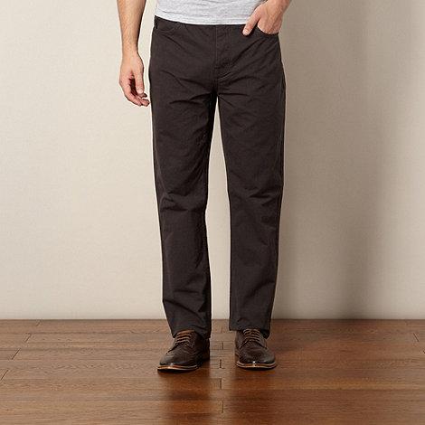 RJR.John Rocha - Designer dark grey trousers