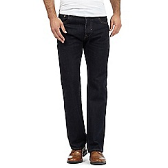 RJR.John Rocha - Dark blue regular fit jeans