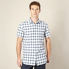 RJR.John Rocha - Designer blue 'Henry' checked shirt