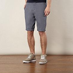 RJR.John Rocha - Designer grey twill chino shorts